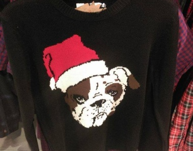 Best And Worst Christmas Jumper 2015