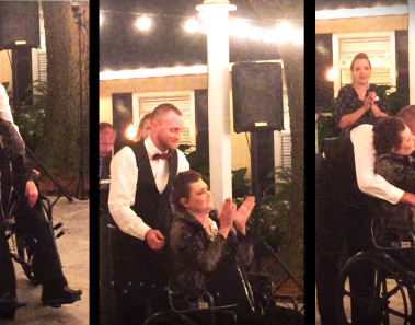 Mother's Last Wish To Dance At Her Son's Wedding Will Leave You In Tears