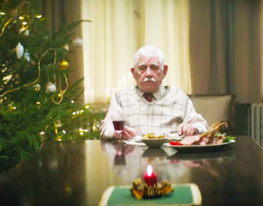 Grandpa Forgotten On Christmas Until He Did THIS.