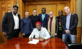 Davido's New Sony Deal, Will He Be Richer than His Father Soon?