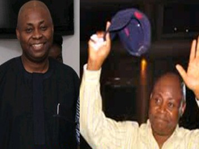 Meet Elder Deji Adeleke, Davido's Father