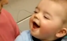 Heartwarming Video Of Baby Hearing For First Time
