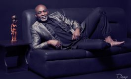 Richard Mofe-Damijo Looking Dapper in New Photoshoot