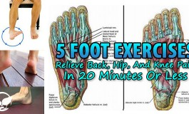 These 5 Exercises Will Relieve Back, Hip, and Knee Pain in 20 Minutes