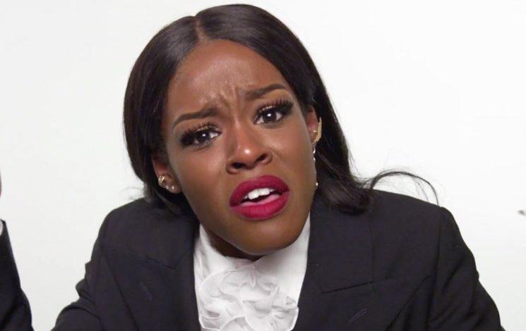 "Beyonce Is Spreading ""Heartbroken Black Female Narrative"" Azealia Banks"