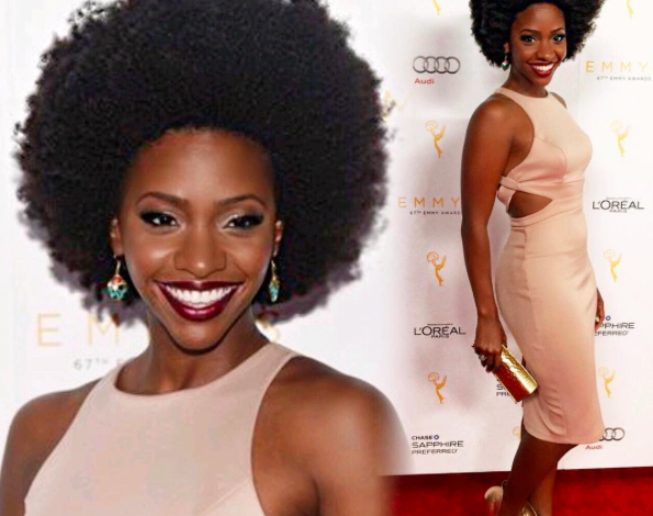 21 Natural Fros You Can Rock For Formal Occasions