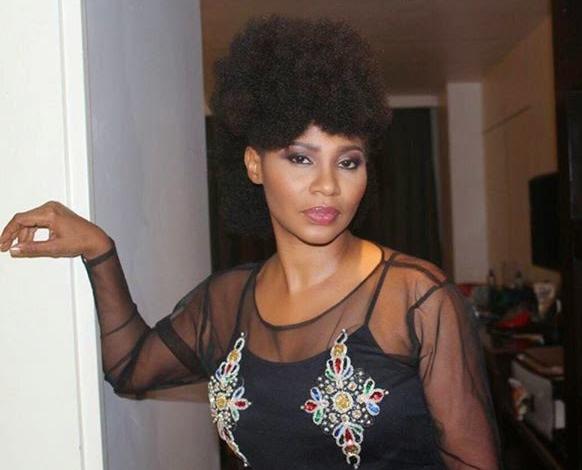 Nigerian Celebrities Biography: Nse Ikpe Etim
