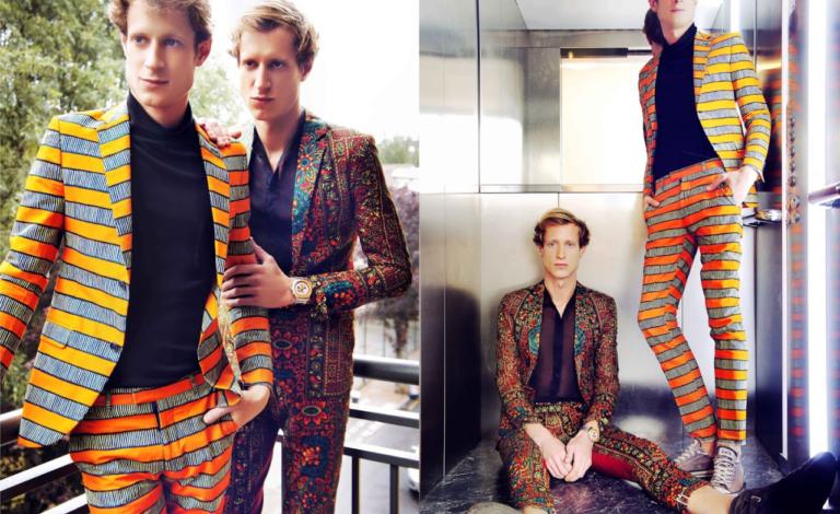 20 Ankara Styles For The Fashionable Men