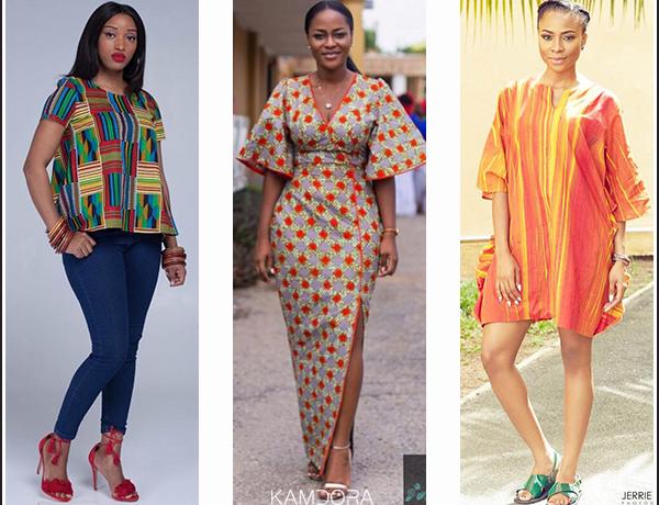 20 Stunning Ankara Style Inspiration For Women 2016