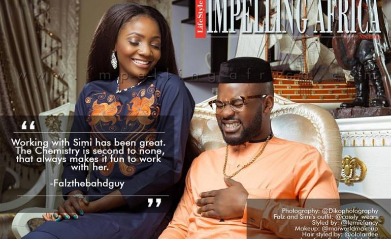 10 Photos of Simi and Falz: We Think They Are Cute Together