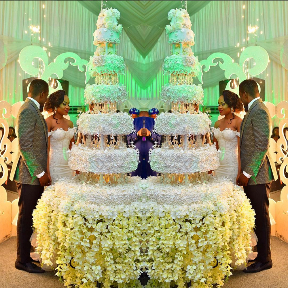 These Wedding Cakes Will Make You Wanna Get Married Fast