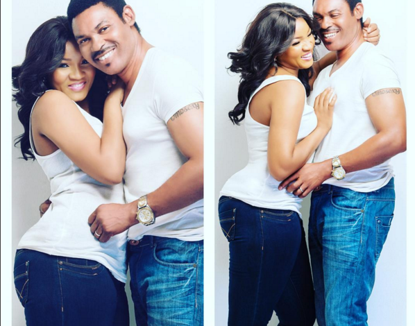 15 Times Omotola Jalade-Ekeinde And Hubby Made Us Believe They're In Love Again
