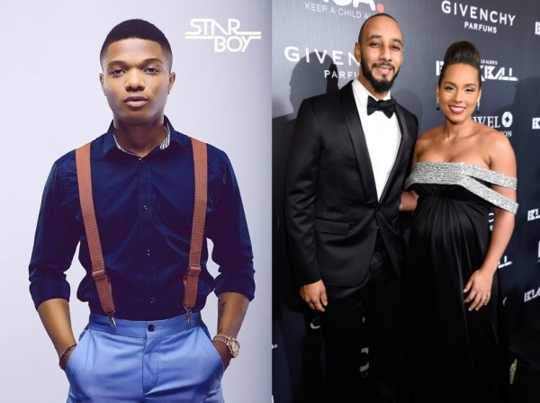 4 International Stars Who Openly Love Nigerian's Wizkid Music