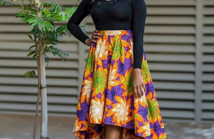 Floral Dress Styles Every Nigerian Lady Will Love