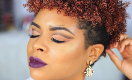 These Photos Prove Nigerian Women Slay in Purple Lipstick