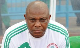 Former Super Eagles Coach Stephen Keshi Is Dead