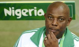 Federal Government Promise To Immortalise Stephen Keshi