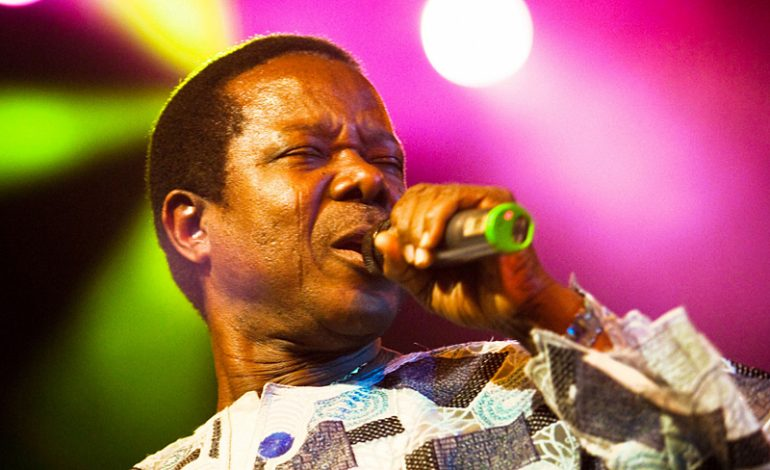 Nigerian Celebrities Biography: Sunny Ade