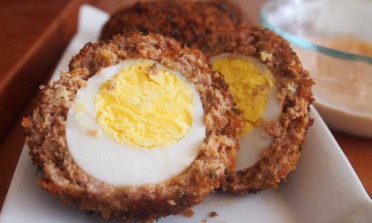 "Sisi Yemmie's  ""Suya Scotch Eggs"" Is The Perfect Recipe to Start off your Weekend"