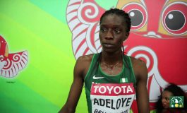 Nigeria's Tosin Adeloye Banned For 8 Years By The IAAF