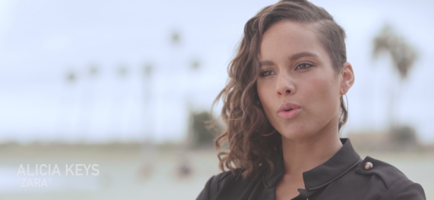Must Watch: Behind-The-Scenes Look At Alicia Keys' Short Film About Refugees