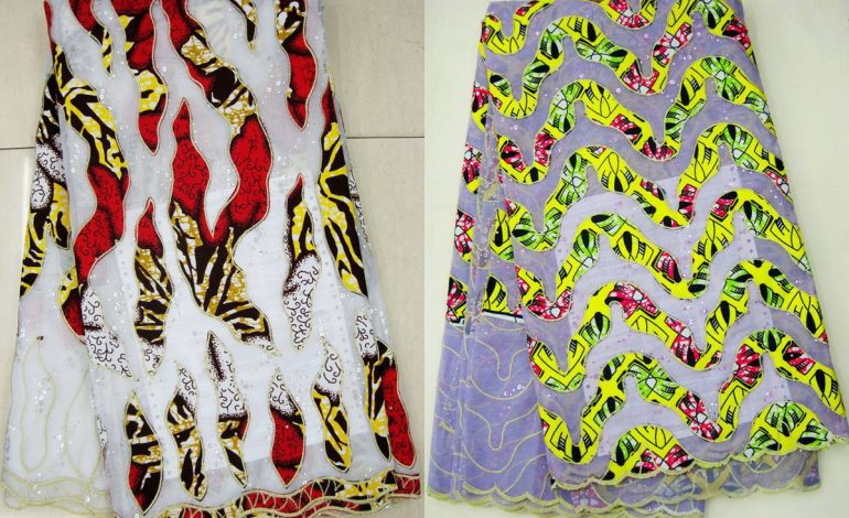 Everyone Is Talking About The New Ankara Twist By Organza