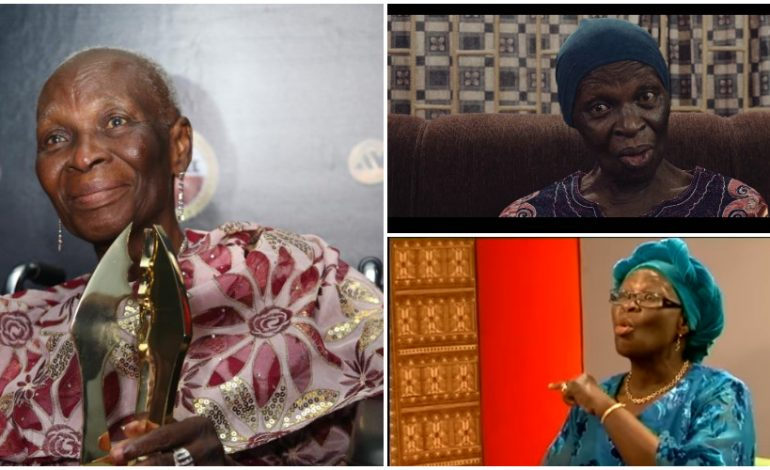 Veteran Nollywood Actress Bukky Ajayi Dies A Day After Her 82nd Birthday