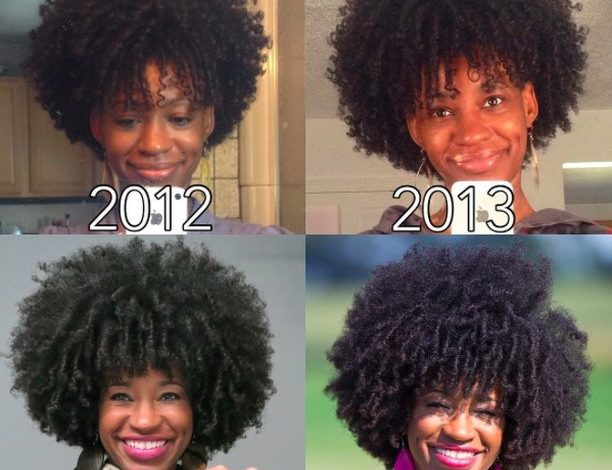 22 Natural Hair Beauties To Inspire Your Natural Hair Journey
