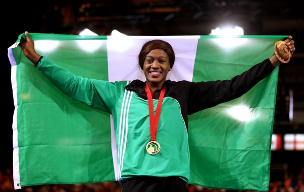 3 Nigerian Women Win Medals At The Spanish Wrestling Grand Prix