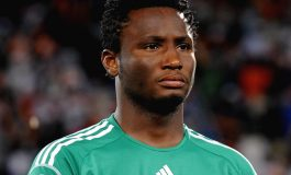 Mikel Obi Will Captain Team Nigeria to Rio Olympics