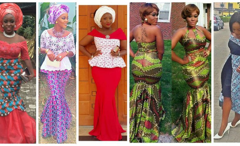20 Ankara Skirt and Blouse Styles You Should Try