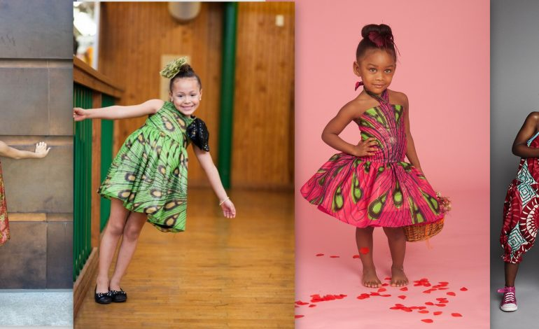 These Kids Look Stunning in Their Ankara Styles