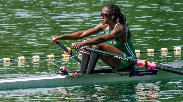 Chierika Ukoju Made History As Nigeria's First Olympic Rower