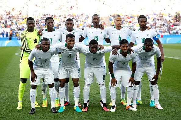 Nigeria's Dream Team VI Loses 0-2 to Germany in Semifinal of Men's Football