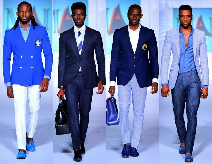 Fashionable Nigerian Men Beautiful Nigeria