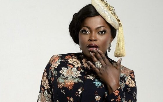Rumour Has It That Funke Akindele Is Married To Marcus For Real