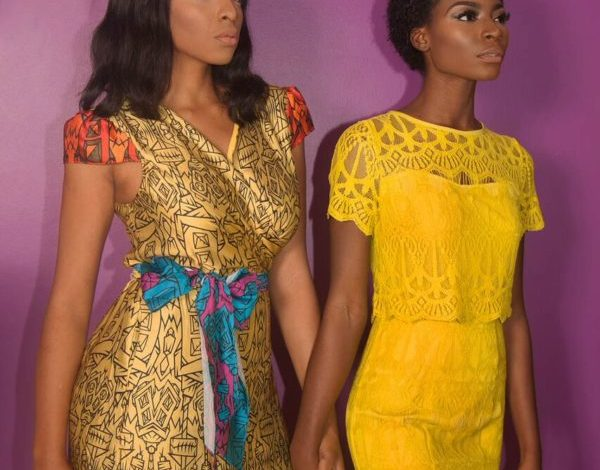 Nigerian Fashion Label GREY presents The Look Book For Its Summer 16 Campaign