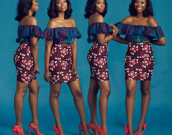 Nigerian Fashion Label 'Inconola' Presents The #BeBeautiful 2016 Campaign