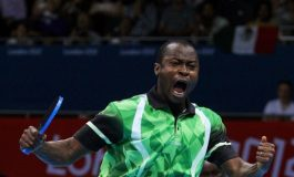 Aruna Quadri Made History as The First African in Table Tennis Semis