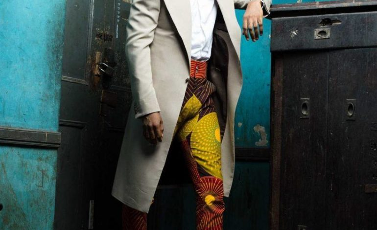 Let Ric Hassani Give You The Inspiration You Need With Ankara Outfits