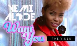 Hot New Video From Yemi Alade ''Want You'' (Video)