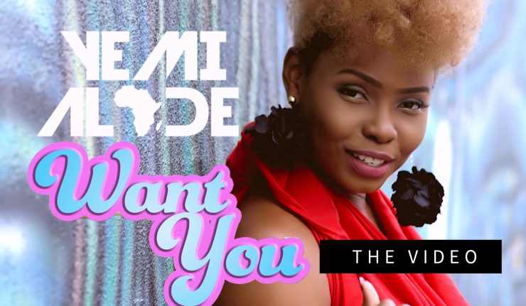"Hot New Video From Yemi Alade ""Want You"" (Video)"