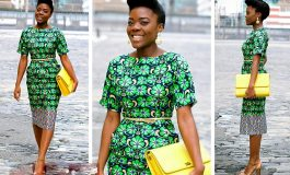 Trending Ankara Dress and Short Dress Styles For Modern Women