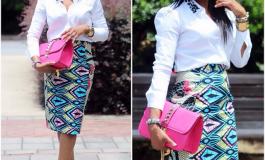 15 Smart Ankara Office Styles For Corporate Women