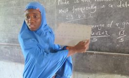 Shafa'atu Yahaya Yusuf Becomes The First Girl in Her Community to Attend Post-secondary Education