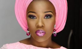 Owanbe Weekend! Here is How To Tie The Infinity Pleats Gele