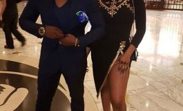 Actor Jim Iyke And His Sisters Celebrate His 40th Birthday in Vegas