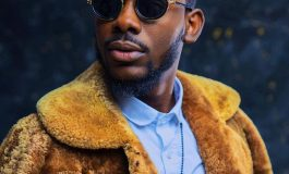 Mr Golden, Adekunle Gold Release New Photos to Promote His New Album