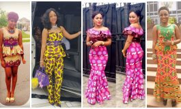 Trending Ankara Styles For the Ember Months