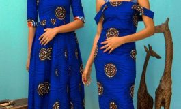 Nigerian Fashion Label BenRia Debuts Their Line Inspired By Ankara Fabric
